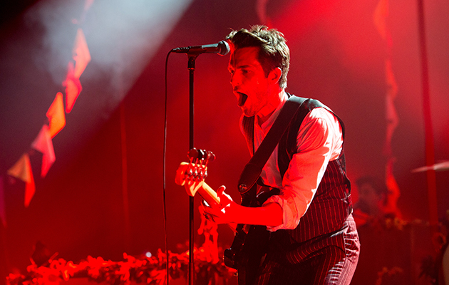 """Las Vegas' finest, The Killers, began recording their fifth album in September and Brandon Flowers has been quoted as saying he wants to """"take the experience of playing over a thousand shows and mix that with the enthusiasm we had making our first album"""" on the new record. Whether they manage to reach the same dizzy heights they achieved on 'Hot Fuss' remains to be seen."""