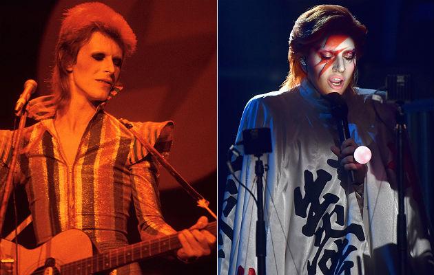 David Bowie Ziggy Stardust drummer slams Lady Gaga GRAMMYs show