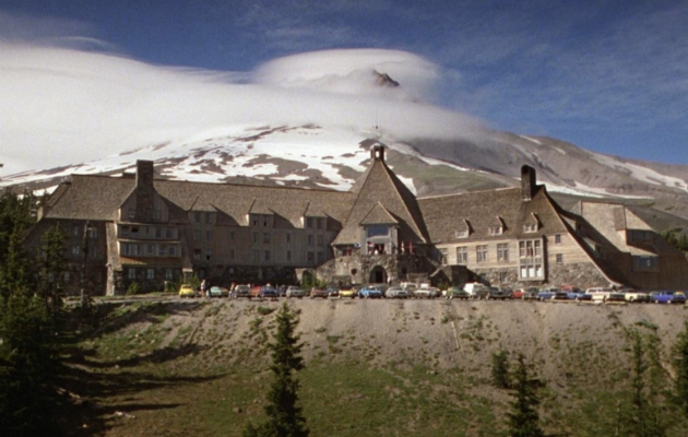 the hotel from the shining to host the overlook film