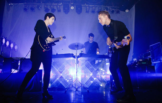 The xx play new single 'On Hold' for the first time in live ...