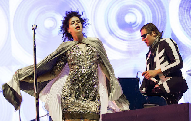 Arcade Fire at Glastonbury 2014
