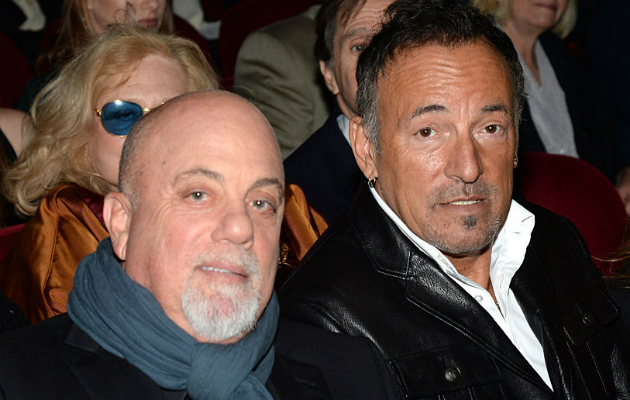 Billy Joel takes blame for Bruce Springsteen bike