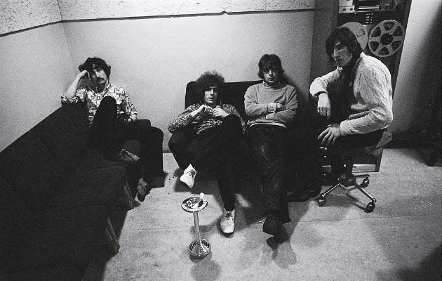 Pink Floyd Unreleased Song Vegetable Man Shared