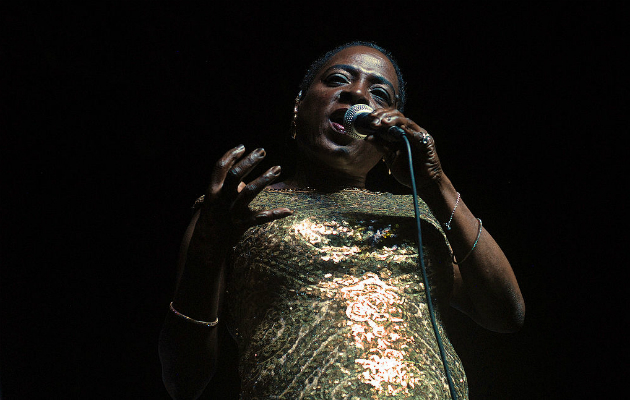 Sharon Jones blames Trump