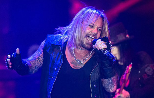 Vince Neil Now Says He Won't Play Presidential Inauguration
