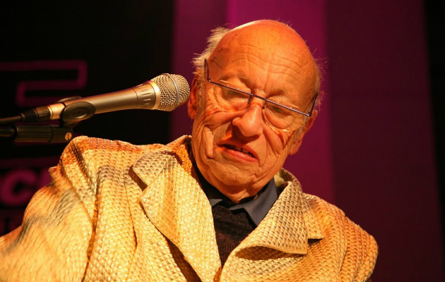 Jean-Jacques Perrey died