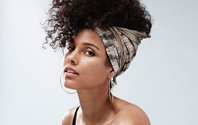 Alicia Keys - 'Here' R... Alicia Keys