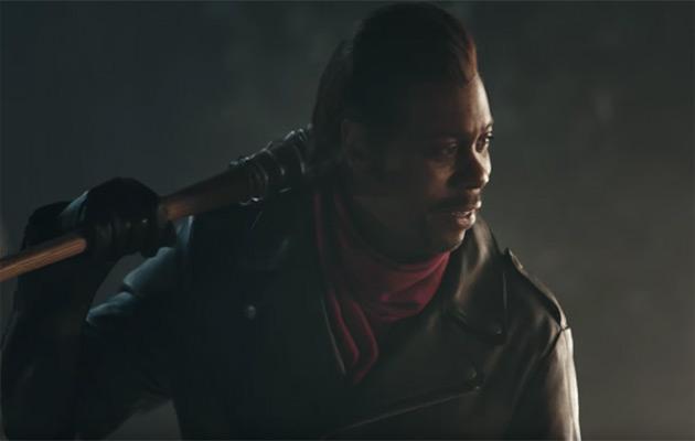Dave Chappelle Spoofed The Walking Dead Negan Scene Nme