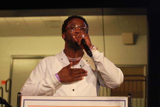Gucci Mane Florida Speech