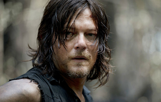 the walking dead was daryl sending rick morse code messages