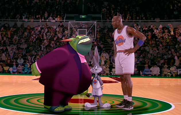 Space Jam How It Became A Cult Classic For 90s Kids Nme