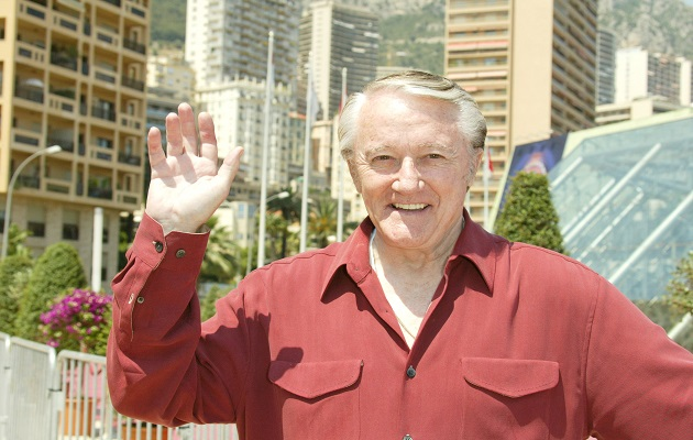Man From UNCLE and Hustle star Robert Vaughn dies aged 83