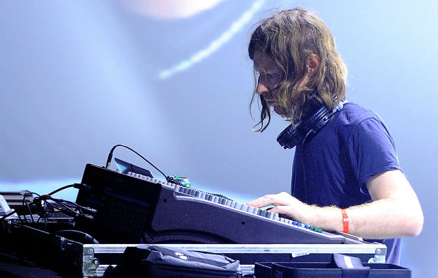 Watch Aphex Twin perform in America for the first time in eight years
