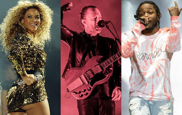 Radiohead, Beyonce, Kendrick Lamar Reportedly Headlining Coachella