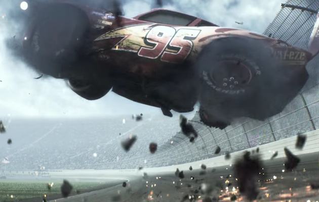 First Cars 3 Teaser Trailer Races Online