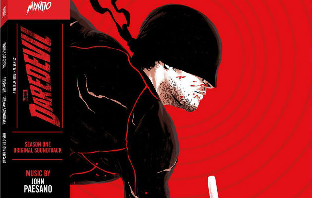 2016_Daredevil_Soundtrack