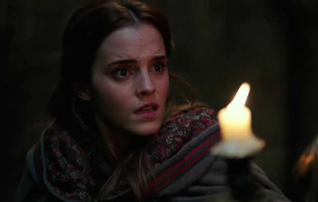 Watch Emma Watson in first 'Beauty and the Beast' live-action film trailer