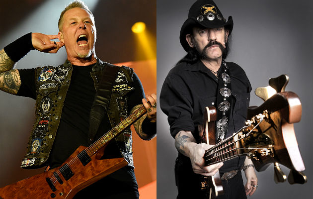 Metallica Open Up About The Impact Of Lemmy S Death Nme