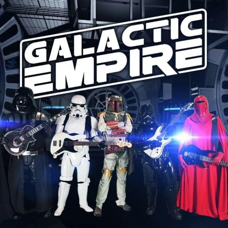 Star Wars themed metal band