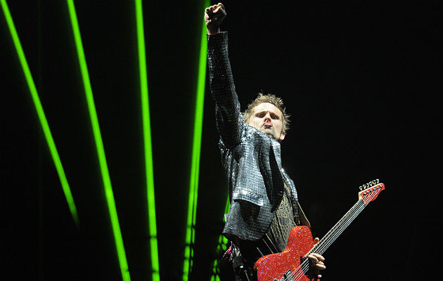 Muse's Matt Bellamy reveals first huge tour date of 2017 - NME