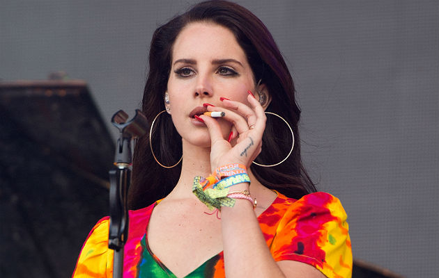 Is New Lana Del Rey Material About To Drop Nme
