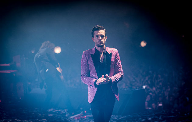 The Killers announce Christmas album and unveil new single 'I'll ...