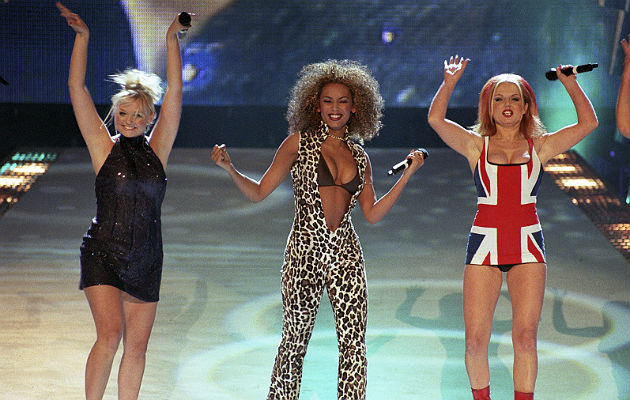 Spice Girls surprise fans by reuniting for brand new single