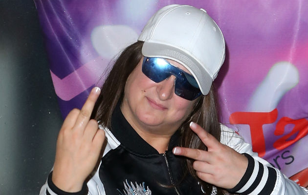 4c67e360388 Honey G reveals she had never rapped in public before  X Factor  - NME
