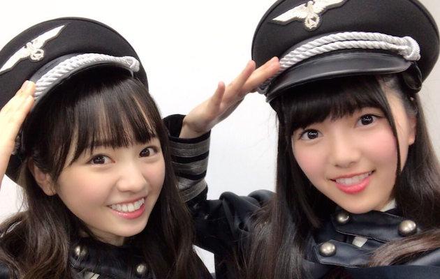 J-Pop girl group sparks outrag...