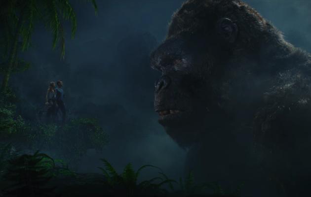 Trailer Kong Skull Island