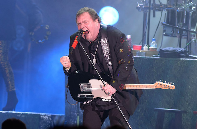 Meat Loaf Performs In Munich