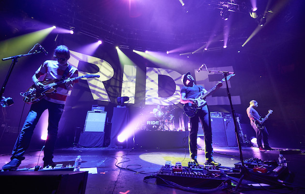 Listen to Ride's first new song in 20 years 'Charm Assault'