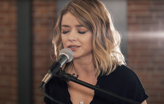 sarah-hyland-chainsmokers-closer-cover