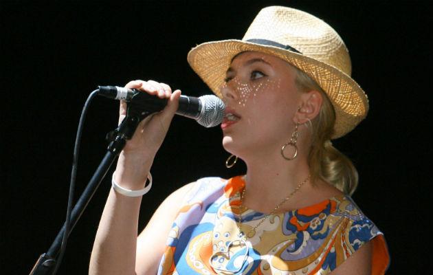Listen To Scarlett Johansson S New Song Set It All Free