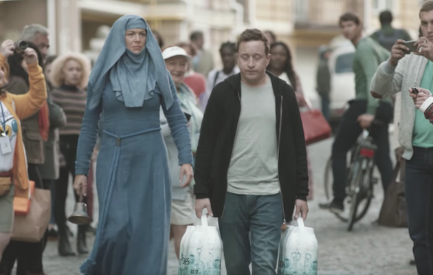 Game Of Thrones Shame Lady Is Back In A Sweary New Advert