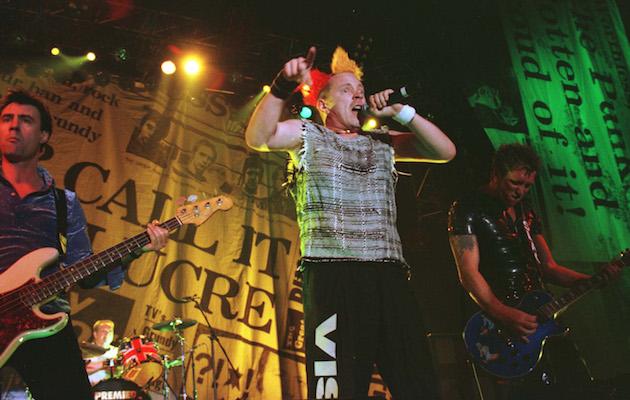 Sex Pistols 1996 Reunion