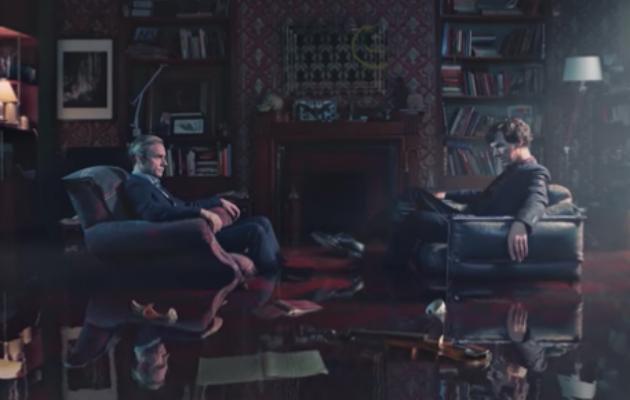 Stan offers a sneak peek of Sherlock's highly-anticipated fourth season