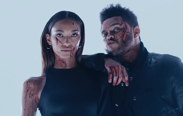 watch the weeknd s short film mania featuring two new starboy