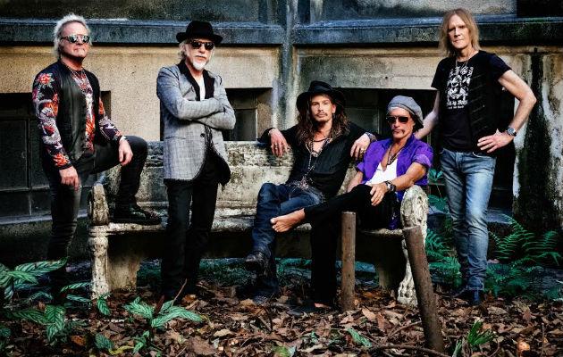 Aerosmith to say 'Aero-Vederci' with 2017 European tour