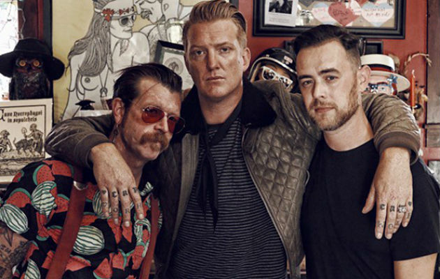 Eagles Of Death Metal To Release New Documentary About