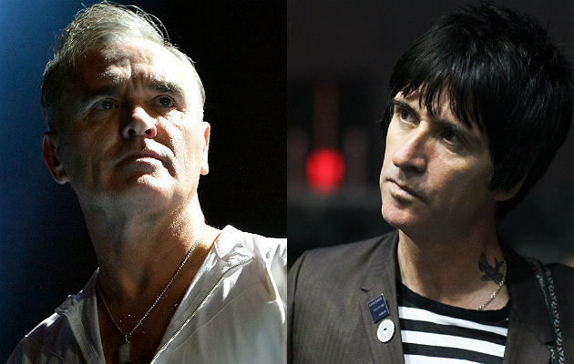 Johnny Marr Says A Smiths Reunion Isn't