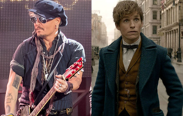 Fantastic Beasts Director Reveals Which Character Johnny Depp Will