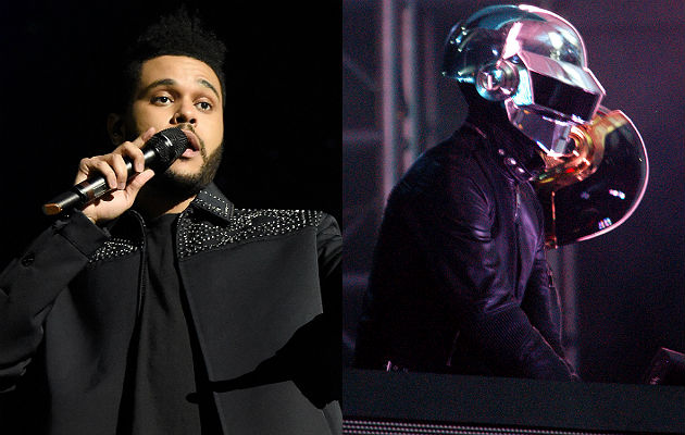 The Weeknd and Daft Punk