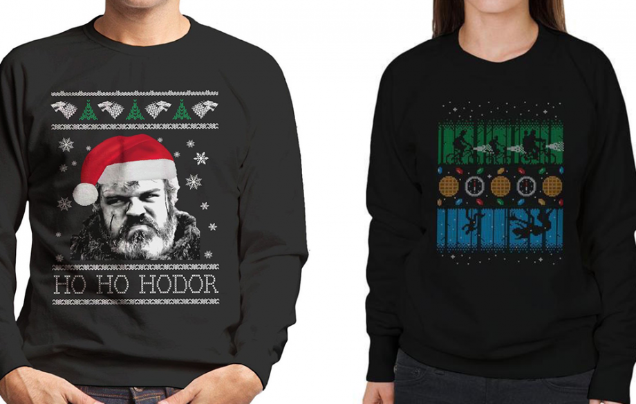 Dan And Phil Christmas Sweater.7 Of The Best Christmas Jumpers For Film Fanatics