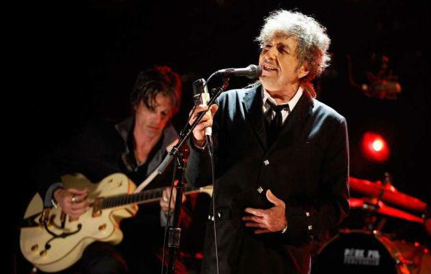 Bob Dylan to