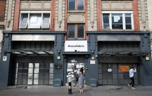 Fabric re-opening date announced Cover