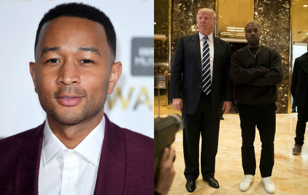 Image result for I'm Pretty Disappointed With Kanye West – John Legend