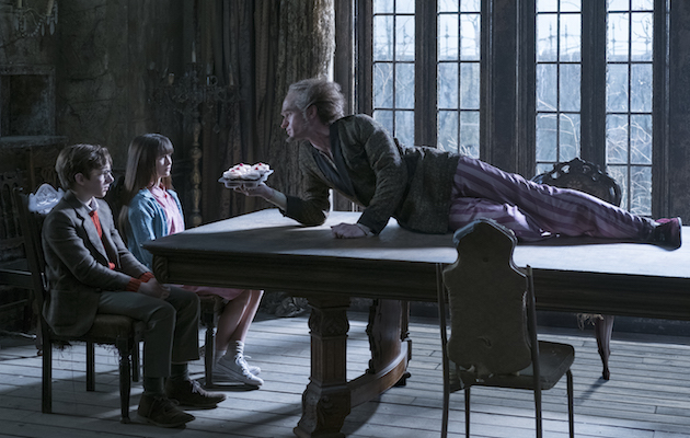 Five ways Netflix's 'Lemony Snicket' looks to have improved on the 2004 film