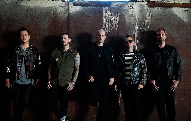 Avenged Sevenfold - 'The Stage' Review - NME