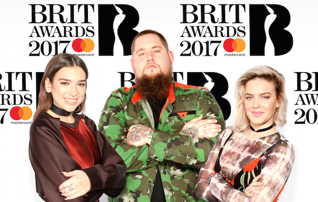 BRITs 2017